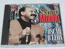 Oscar D'Leon El Sonero Del Mundo & La Formula Original 2 CD's!!!