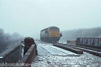 British Rail Class 56 56007 Cadishead 12/01/85 Rail Photo