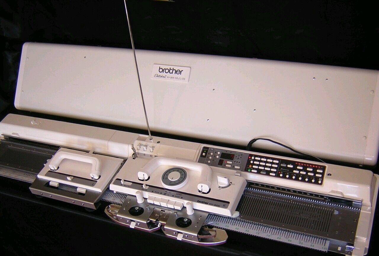 Frère électronique machine à tricoter KH  965  KH KR 850 fil  Paquet krc900 252bbf