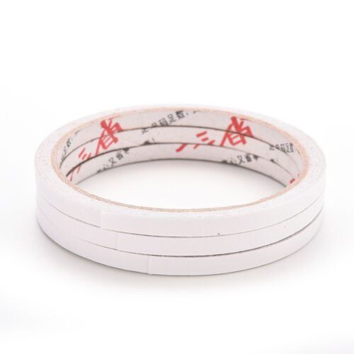 1 Rolls of 6mm Double Sided Super Strong Adhesive Tape for DIY Craft BraBRIC