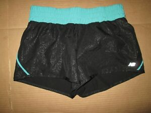 af274d59cca14 Womens NEW BALANCE athletic shorts with built in liner S Sm running ...
