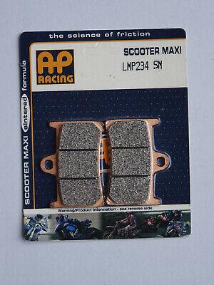 Original AP Racing Bremsbeläge Bremsklotz brake pads LMP 100 ST Yamaha