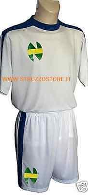 Completi Calcio HOLLY E BENJI New Team 6//8//10 anni maglia pant nome e num 4 o