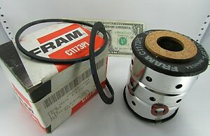 details about fram c1173pl secondary cartridge fuel filters, w gaskets, interchange wix 33511 Mallory Fuel Filters