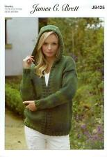 c1a2aab5d James C Brett JB299 Knitting Pattern X 2 Versions for sale online