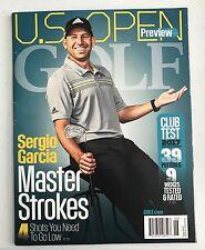GOLF.com Magazine June 2017 SERGIO GARCIA Masters Champion BRAND NEW IN SLV