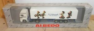 Hummel-Truck-1-87-034-The-Love-Lives-On-034-From-Albedo-European-Design-IN-Boxed