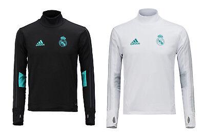3852e659aa6 Adidas Real Madrid Training Top (BQ7944) Soccer Football Pullover Sweatshirt