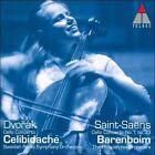Dvork: Cello Concerto; Saint-Sa‰ns: Cello Concerto No. 1, Op. 33 (CD, Oct-2000, Teldec (USA))