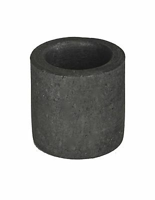 2 oz Graphite Crucible Mini Cup Propane Furnace Torch Melting Gold Silver Copper