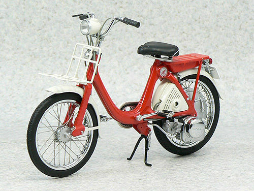Ebbro 10015 Little HONDA Monkey P25 (Rosso) 1 10 SCALA