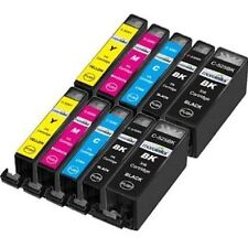 Compatible Canon PGI-525 CLI-526 Multipack 2 Sets of 10 CMYK PGBK Ink Cartridges