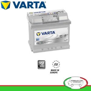 Batteria-Varta-52Ah-12V-Silver-Dynamic-C6-552401052