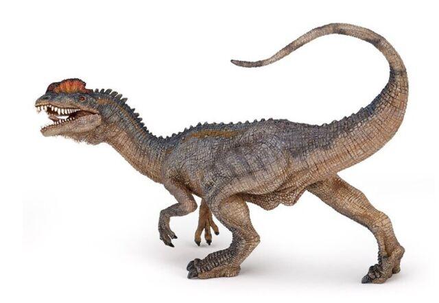 Papo 55035 Dilophosaurus 13 cm Dinosauro