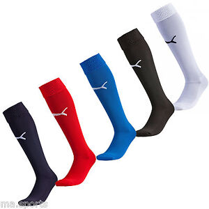 New-Puma-Team-II-Senior-Mens-Football-Hockey-Rugby-Sports-Socks-rrp-15-On-Sale