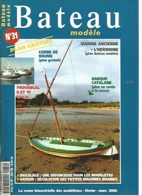 Boat Model No 31 Foghorn Provencal 8 And 10 Defonceuse Boat Ebay