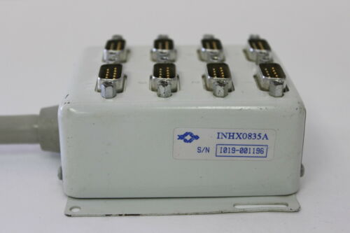 COMTROL INHX0835 INHX0835A HOSTESS 8 PORT RS-232 DB9 PANEL WITH WARRANTY