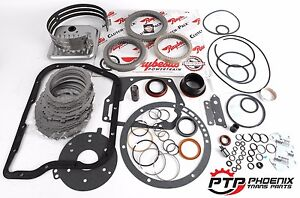 Dodge-Ram-48RE-Transmission-Master-Rebuild-Kit-Raybestos-GPZ-Clutches-Pro-Band
