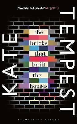 1 of 1 - The Bricks That Built the Houses by Kate Tempest...VGC