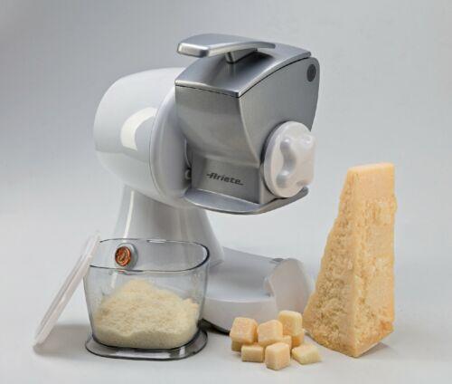ARIETE elettro-formaggio-Gratta-Cioccolato Gratta NOCE-Gratta grati superior NUOVO