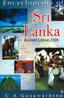 Encyclopedia of Sri Lanka by C.A. Gunawardena (Hardback, 2006)