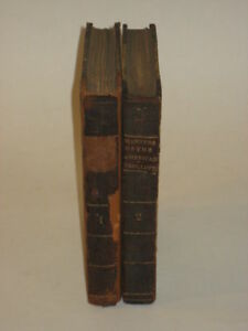 Trollope-DOMESTIC-MANNERS-OF-THE-AMERICANS-2-Vols-1832
