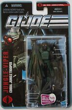 "JUNGLE VIPER Hasbro GI JOE Pursuit Of Cobra 2010 3.75"" inch ACTION FIGURE"