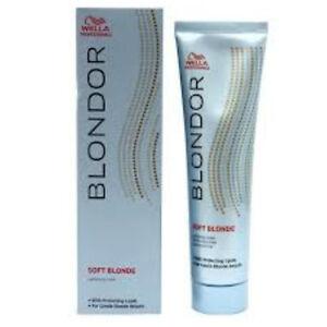 wella blondor powder bleach instructions