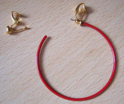 Clip-on Option Gold or Black Filigree Leaf Earrings