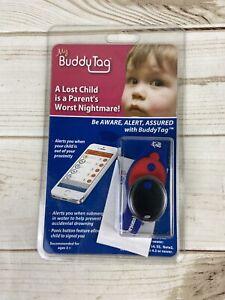 My Buddy Tag Child Safety Alert Band Ebay
