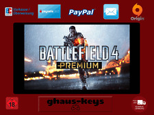 Battlefield 4 Premium Edition EA Origin Pc Key Game Download Code Blitzversand