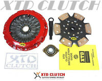 Xtd Stage 2 Street Clutch Kit Fit For 03-08 Tiburon Gt 2.7l 6cyl