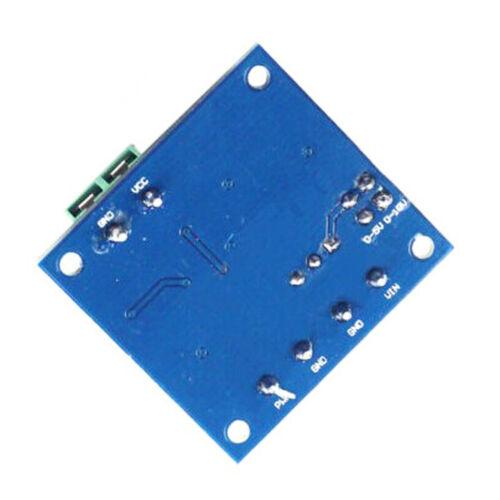 Voltage to PWM Converter Module 0-5V 0-10V to 0-100/% New