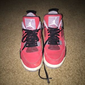 brand new 607f0 ccae6 Image is loading Jordan-4-Retro-Toro-Bravo-Men-s-Size-