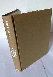 Claude-Salvy-L-039-ART-DE-RECONNAITRE-LES-OBJETS-039-73-collezionismo-antiquariato-arte