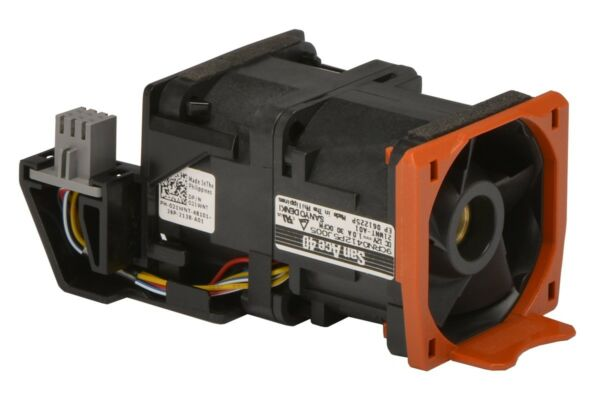 Doelbewust Dell Poweredge R320/r520/r620/r720 Fan Assembly 21wnt - Ships Today