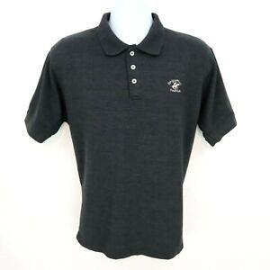 Beverly-Hills-Polo-Club-Golf-Polo-Shirt-Mens-Sz-XL-Gray-Modern-Fit-Cotton-Blend