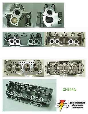 NEW MAZDA 2.0 2.2 SOHC B2000 B2200 626 CYLINDER HEAD BARE CASTING NO CORE 83-93