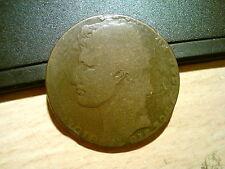 1810 ITALIA STATO Napoli & Sicilia 3 GRANA Coin. RARO!, molto grande