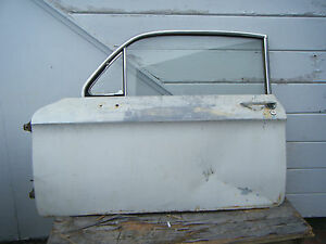 GM Chevrolet Corvair 1961-64 Drivers Side Door