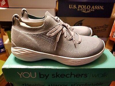 14957 Gray You By Skechers shoes Women