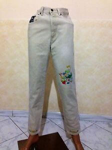 Jeans-MOSCHINO-TG-28-DONNA-100-originale-P-293