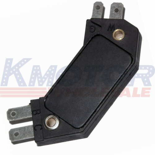 Ignition Module GM HEI 4 Pin D1906HT LX301 For Buick Chevy Pontiac Old 1974-1988