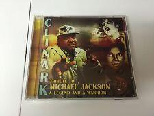 Tribute to Michael Jackson a Legend & A Warrior 2010 Clinark CD 884502790696