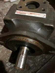 PFE 51129-1DU Atos Hydraulic Single Rotary Vane Pump Displacement 210...
