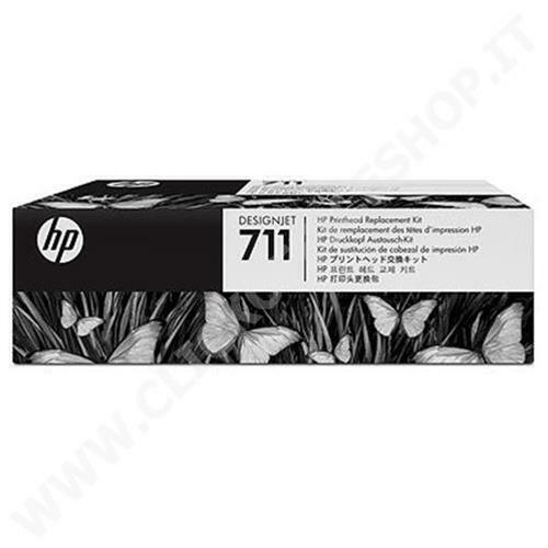 KIT MANUTENZIONE HP 711 DESIGNJET C1Q10A - ORIGINALE