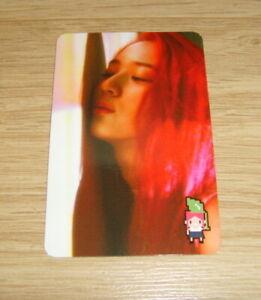 F-X-F-X-2nd-Album-Pink-Tape-Crystal-Krystal-Photo-Card-Official-K-POP