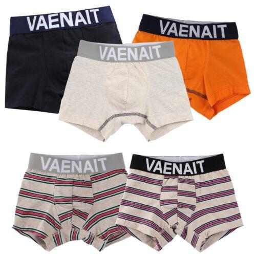 "Vaenait Baby Kids Boys Boxer Brief Underwear Short Set /""Pantie 48style/"" 2T-7T"