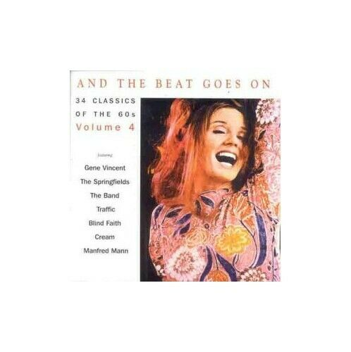 Bruce Channel - Beat Goes on Vol.4 - Bruce Channel CD C1VG The Cheap Fast Free