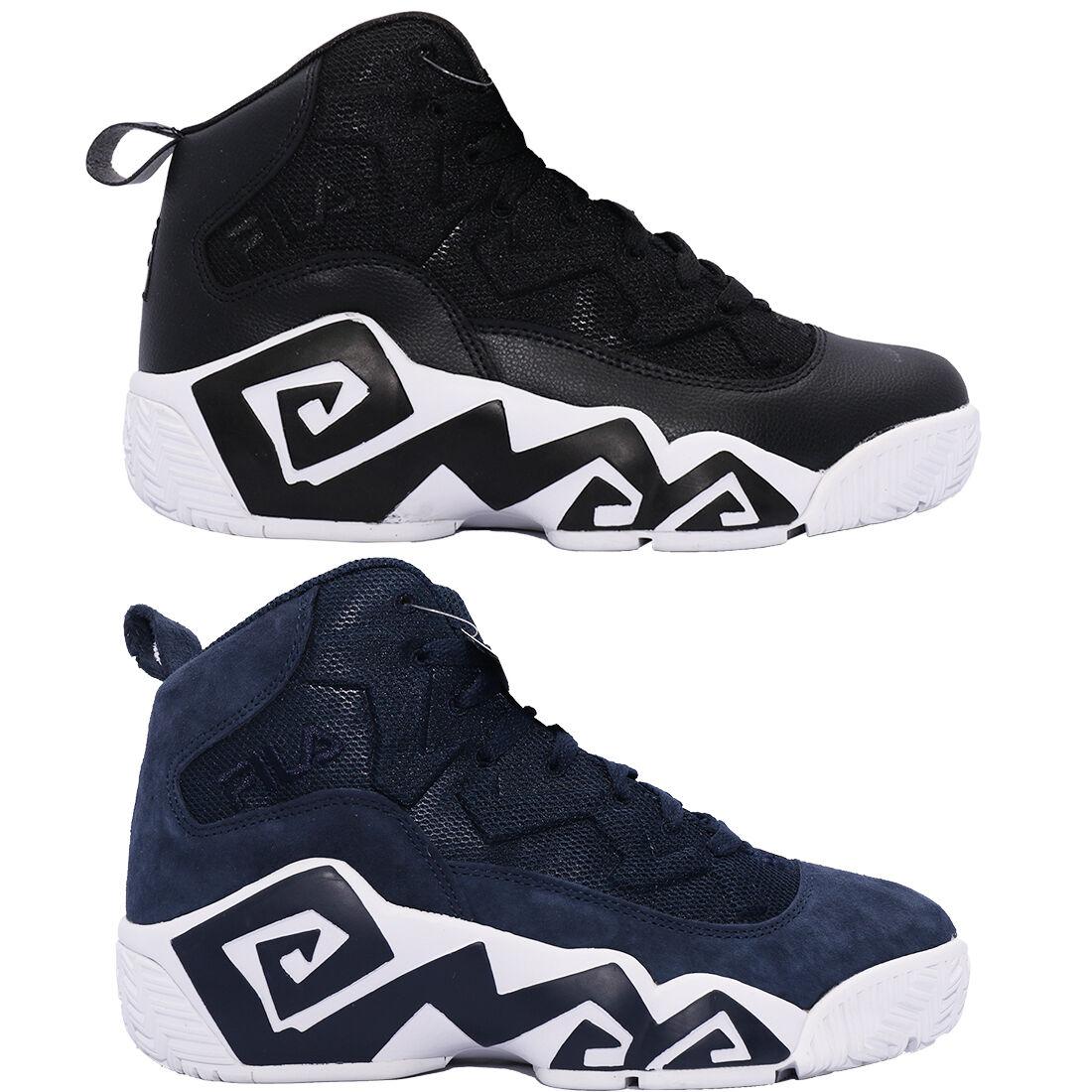 New Hombre malla fila edicion limitada 1vb90178 malla Hombre Basketball zapatillas retro MB f1b411